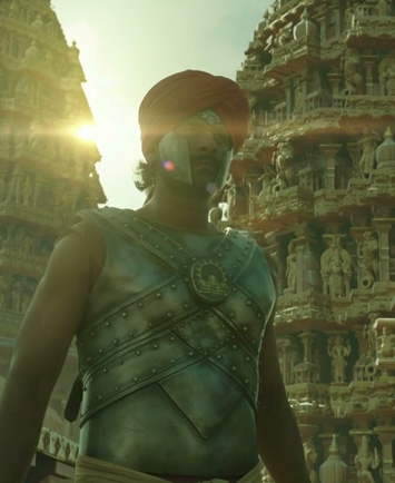 Making of Baahubali by Makuta VFX by CGMeetup